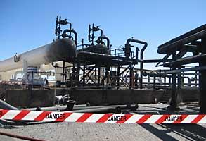 Varanus Island Gas Plant