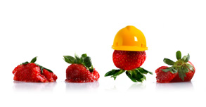 Food Safety - Protected Strawberries