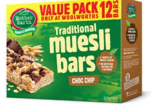 Mother Earth Muesli Bars