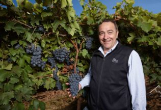 Michael Simonetta. Director of FruitMaster Australia