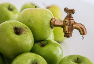 Apple Juice Tap