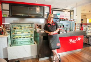Cherie Craigie from Michel's Patisserie Maitland will feature in The Franchise Show