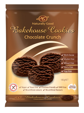 Naturally Good Bakehouse Cookies