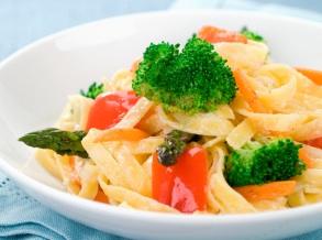 broccoli pasta l