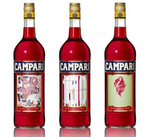 Campari art limited editions