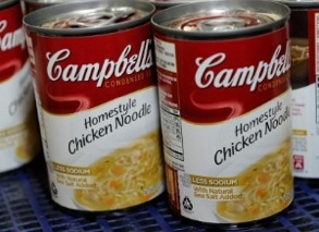 Campbell's Soup - low sodium