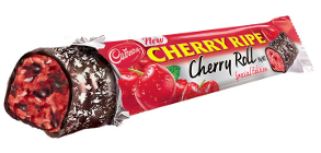 Cadbury's Cherry Roll