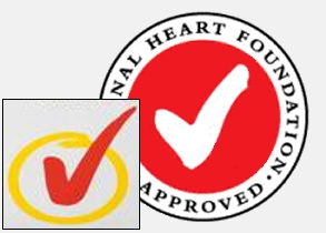 Heart Foundation & Coles Select ticks
