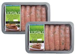 Lilydale sausages