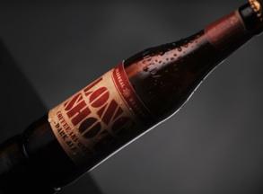 Longshot coffee infused dark ale
