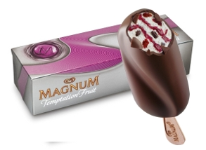 Magnum Temptation Fruit