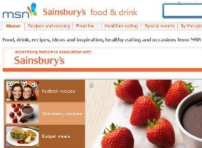 MSN Sainsbury's