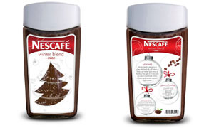 Nestle Nescafe Winter Blend