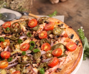 Pizza Capers - The Louisiana