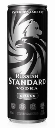 Russian Standard RTD can