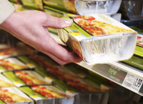 Sainsburys ready meals