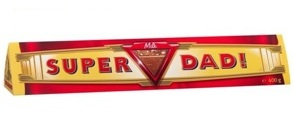Toblerone Super Dad small