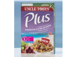 Uncle Toby's Plus Essentials for Women