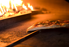 Woodfire Pizza
