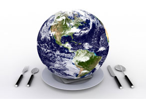 World on a Plate